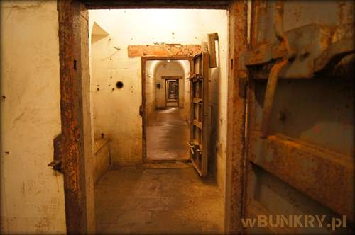 Anlage Süd - tunele techniczne