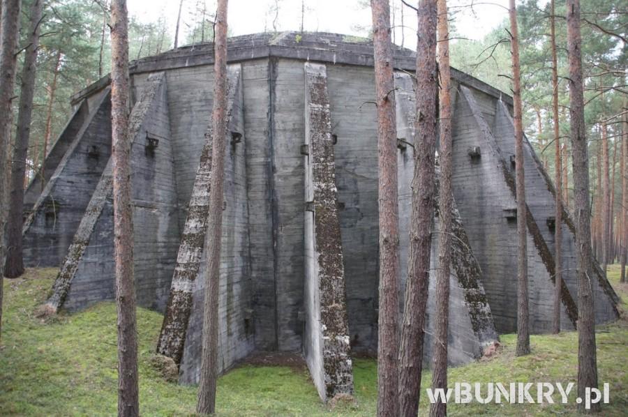 w bunkry DAG Krzystkowice