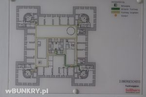 Flakturm Hamburg plan bunkra