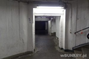 Flakturm Hamburg podziemia bunkra