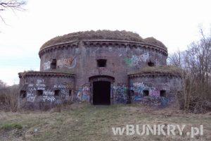 bunkry twierdza Głogów